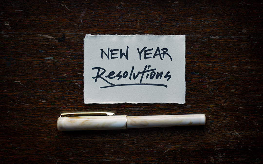 How to Create and Stick to your New Year's Resolutions List